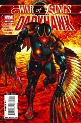 Marvel Comics's War of Kings: Darkhawk Issue # 2