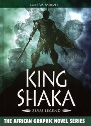 Story Press Africa's King Shaka: Zulu Legend Soft Cover # 1