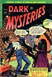 Master Publications's Dark Mysteries Issue # 22