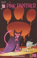 American Mythology's Pink Panther: Trick or Pink Issue # 1d
