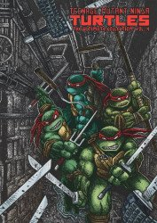 IDW Publishing's Teenage Mutant Ninja Turtles: Ultimate Collection TPB # 4