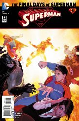DC Comics's Superman Issue # 52