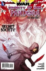 DC Comics's Trinity of Sin: Pandora Issue # 2
