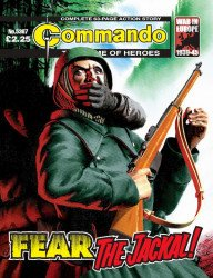 D.C. Thomson & Co.'s Commando: For Action and Adventure Issue # 5367