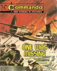 D.C. Thomson & Co.'s Commando: War Stories in Pictures Issue # 1385