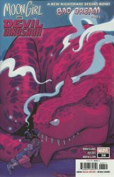 Marvel Comics's Moon Girl and Devil Dinosaur Issue # 38