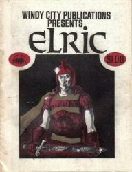 Windy City Publications's Elric Issue # 1b