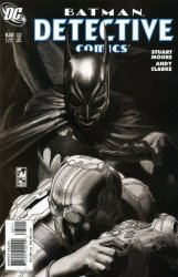 DC Comics's Detective Comics Issue # 830