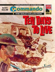 D.C. Thomson & Co.'s Commando: For Action and Adventure Issue # 5272