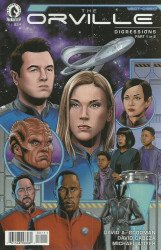 Dark Horse Comics's The Orville: Digressions Issue # 1