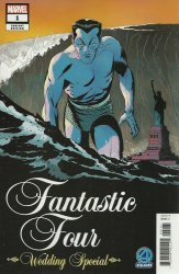 Marvel Comics's Fantastic Four: Wedding Special Issue # 1f