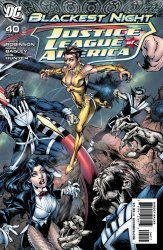 DC Comics's Justice League of America Issue # 40