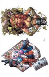 DC Comics's Harley Quinn and Poison Ivy Issue # 1unknown-c