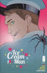 Image Comics's Ice Cream Man Issue # 1 - 2nd print