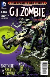 DC Comics's Star-Spangled War Stories: Featuring GI Zombie Issue # 3