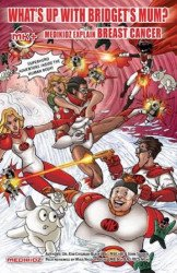 Medikidz Limited's What's Up with Bridget's Mum? Medikidz Explain Breast Cancer Soft Cover # 1
