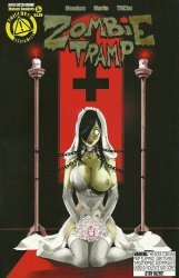 Action Lab Entertainment's Zombie Tramp Issue # 3b