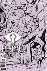 Titan Comics's Little Nightmares Issue # 1d