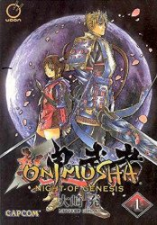 UDON Entertainment's Onimusha Night of Genesis Soft Cover # 1