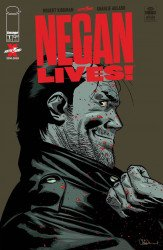 Image Comics's Negan Lives Issue # 1