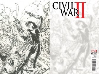 Marvel's Civil War II Issue # 1e