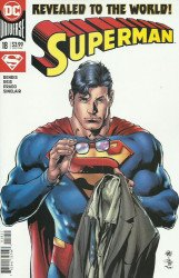 DC Comics's Superman Issue # 18