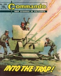 D.C. Thomson & Co.'s Commando: War Stories in Pictures Issue # 1336