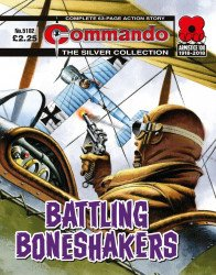 D.C. Thomson & Co.'s Commando: For Action and Adventure Issue # 5182