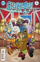 DC Comics's Scooby-Doo Where Are You? Issue # 72