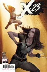 Marvel Comics's X-23 Issue # 5