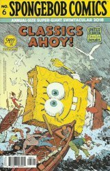 United Plankton Pictures's SpongeBob Comics Annual # 6