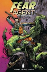 Image Comics's Fear Agent: Final Edition TPB # 1