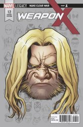 Marvel Comics's Weapon X Issue # 12c