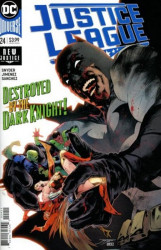 DC Comics's Justice League Issue # 24