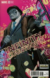Marvel Comics's Infinity Countdown: Prime Issue # 1c