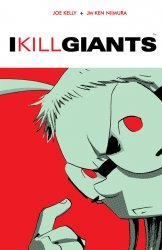 Image Comics's I Kill Giants TPB # 1