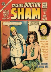 Source Point Press's Sham Issue # 4