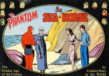 Pacific Comics's The Phantom: The Sea-Horse TPB # 1