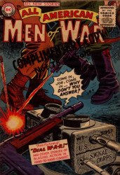DC Comics's All-American Men of War Issue # 26b