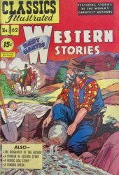 Gilberton Publications's Classics Illustrated #62: Western Stories Issue # 2