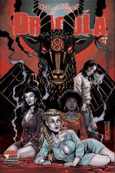 Second Sight's Cult of Dracula Issue # 1