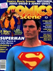 Starlog Group's Comics Scene Issue # 1