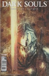 Titan Comics's Dark Souls: Breath of Andolus Issue # 3sdcc