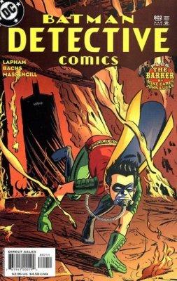 DC Comicss Detective Comics Issue 802