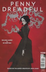 Titan Comics's Penny Dreadful Issue # 1 - 2nd print