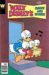 Gold Key's Walt Disney's Comics and Stories Issue # 473whitman