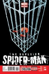 Marvel Comics's The Superior Spider-Man Issue # 11