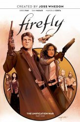 BOOM! Studios's Firefly Hard Cover # 1