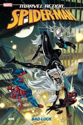 IDW Publishing's Marvel Action: Spider-Man TPB # 3