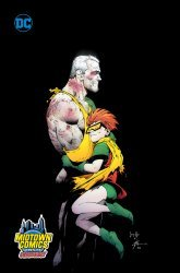 DC Comics's Dark Knight III: The Master Race Issue # 7midtown-a